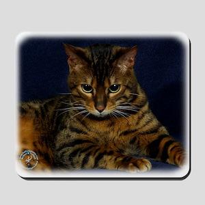 Bengal Cat 9W080D-128 Mousepad