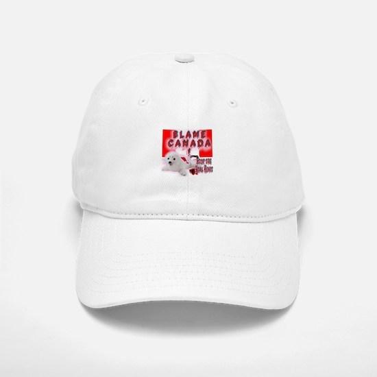 Blame Canada Baseball Baseball Cap