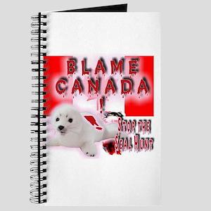 Blame Canada Journal