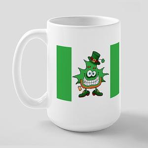 Irish-Canadian Large Mug