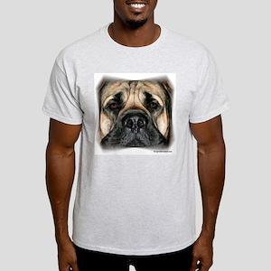 Mastiff 2 Ash Grey T-Shirt