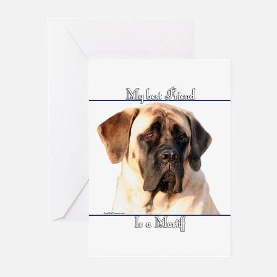 Mastiff 64 Greeting Cards (Pk of 10)
