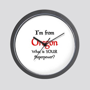 from OR Wall Clock