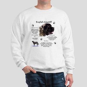Fluffy Mastiff 23 Sweatshirt