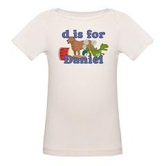 D is for Daniel Tee
