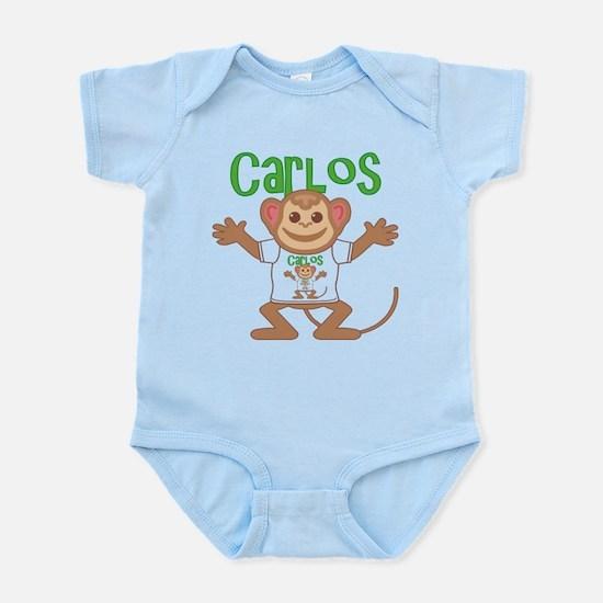 Little Monkey Carlos Infant Bodysuit