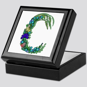 "Bouquet ""C"" Keepsake Box"