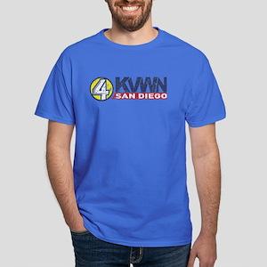 Channel 4 News San Diego Dark T-Shirt