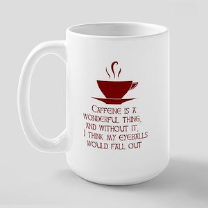 Caffeine is a wonderful thing