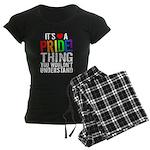 Pride Thing Women's Dark Pajamas
