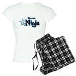 Ninja Master Women's Light Pajamas