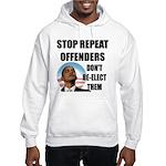 Stop Repeat Offenders Hooded Sweatshirt