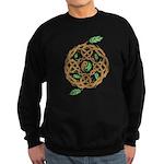 Celtic Nature Yin Yang Sweatshirt (dark)