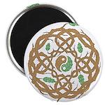 Celtic Nature Yin Yang Magnet