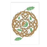 Celtic Nature Yin Yang Postcards (Package of 8)