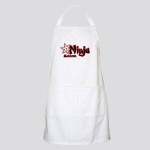 Ninja Warrior Apron