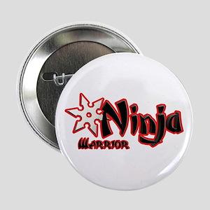 """Ninja Warrior 2.25"""" Button"""