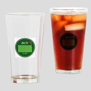 BCN Drinking Glass