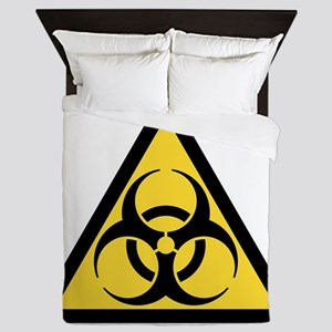 BioHazard Queen Duvet