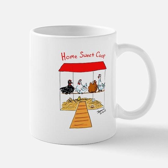 Home Sweet Coop Mug