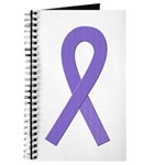 Violet Ribbon Journal