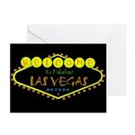 LV Halloween Greeting Cards Pk of 10