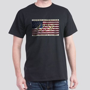 American Flag (1776) Dark T-Shirt