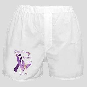Fibromyalgia Awareness Day Boxer Shorts