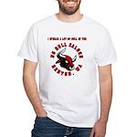 No Bull 5 White T-Shirt