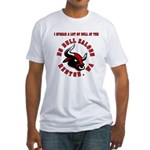 No Bull 5 Fitted T-Shirt
