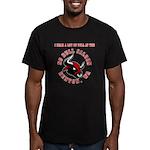 No Bull 5 Men's Fitted T-Shirt (dark)