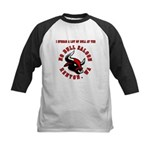 No Bull 5 Kids Baseball Jersey
