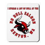 No Bull 5 Mousepad