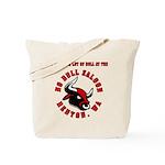 No Bull 5 Tote Bag