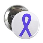 Periwinkle Ribbon Button