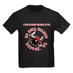 No Bull 7 Kids Dark T-Shirt