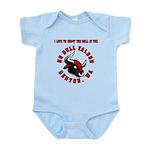 No Bull 7 Infant Bodysuit