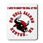 No Bull 7 Mousepad