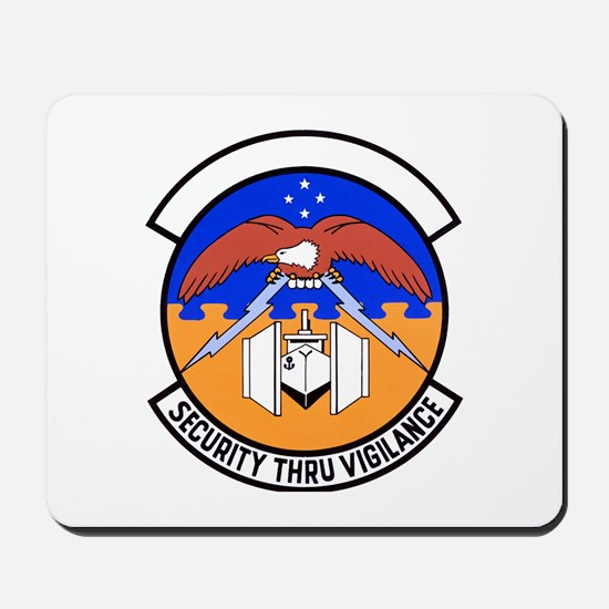 24th Security Police Mousepad