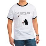 Big Air Snowboard Ringer T-Shirt