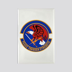 39th Security Police Rectangle Magnet