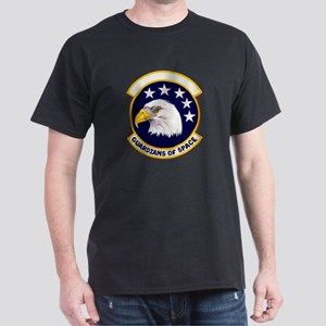 50th Security Police Black T-Shirt