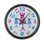 HOME DECOR WALL CLOCKS Large Wall Clock