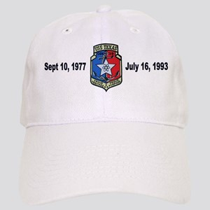 USS Texas CGN 39 Decommissioning Cap