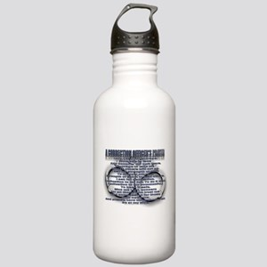 CORRECTION'S OFFICER PRAYER Stainless Water Bottle