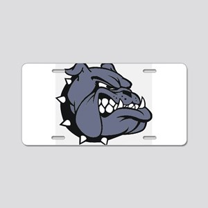 BULLDOG Aluminum License Plate