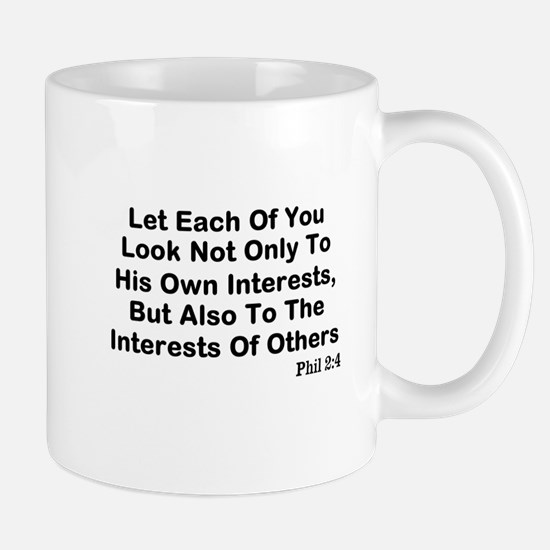 Interests Of Others Mug