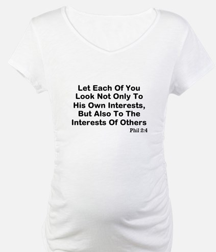 Interests Of Others Shirt