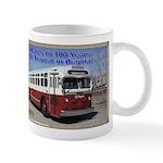100 Years of Transit in Regina Mug #1