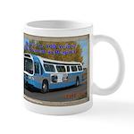 100 Years of Transit in Regina Mug #3